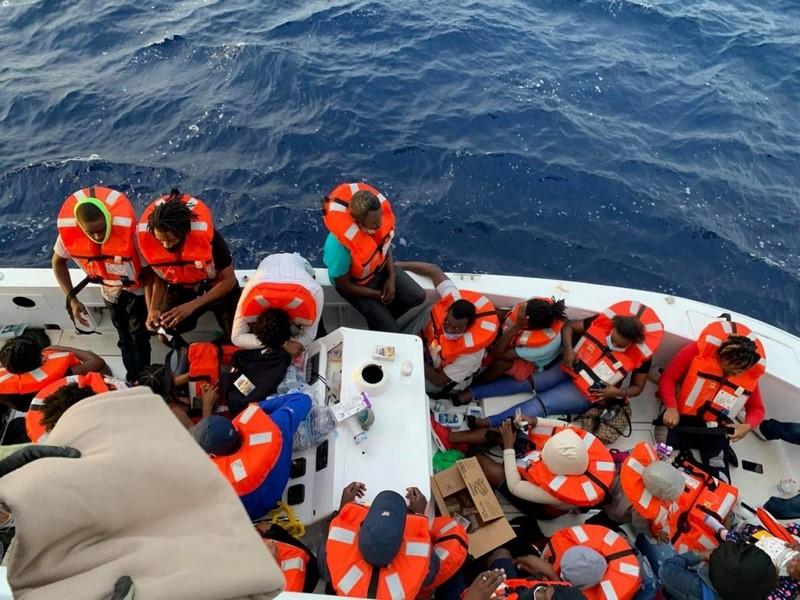 Carnival Sensation rescues 24 people onboard