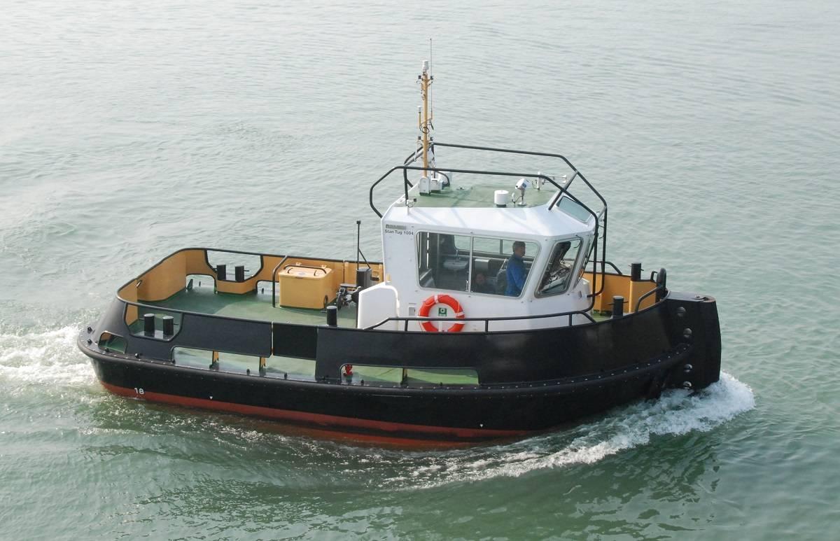 Corps van Vletterlieden orders new tug from Damen Shipyards