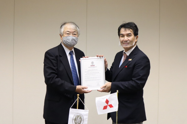 Mitsubishi Shipbuilding receives BV certification for its new LNG fuel system