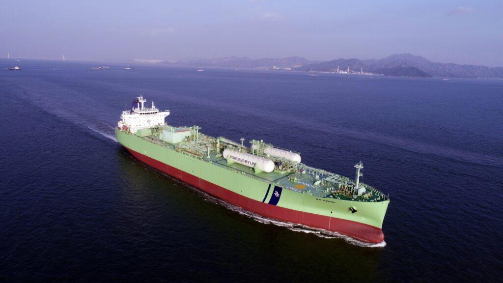 BW Gemini's retrofitted vessel takes to sea trials