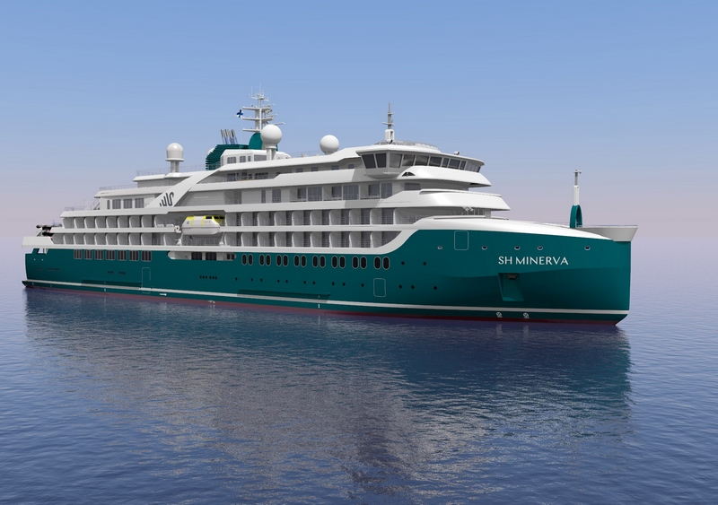 Swan Hellenic to receive third cruise ship at 2022