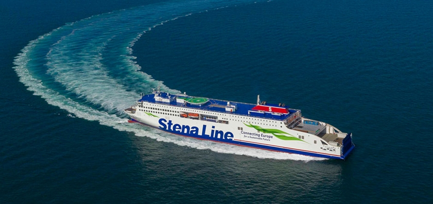 Stena Embla completes sea trials in Yellow Sea