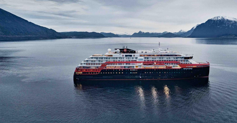 Norway's Hurtigruten cancels 2020/2021 season Antarctica cruises