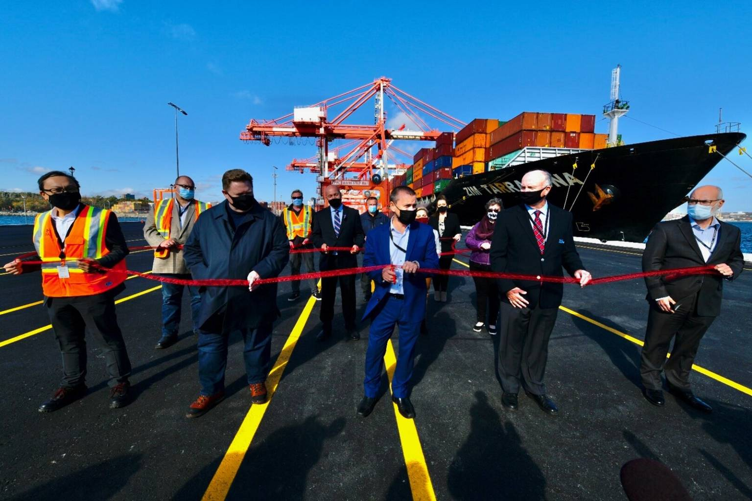 Port of Halifax becomes fully operational