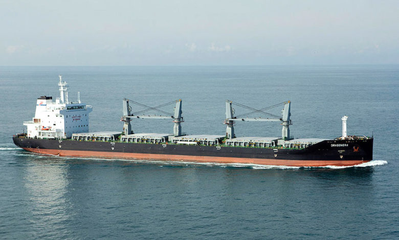 Falcon Maritime comes together with Dania and Clipper in bulker management