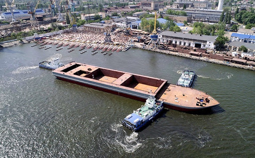 Nibulon becomes the best shipyard of Ukraine in 2019