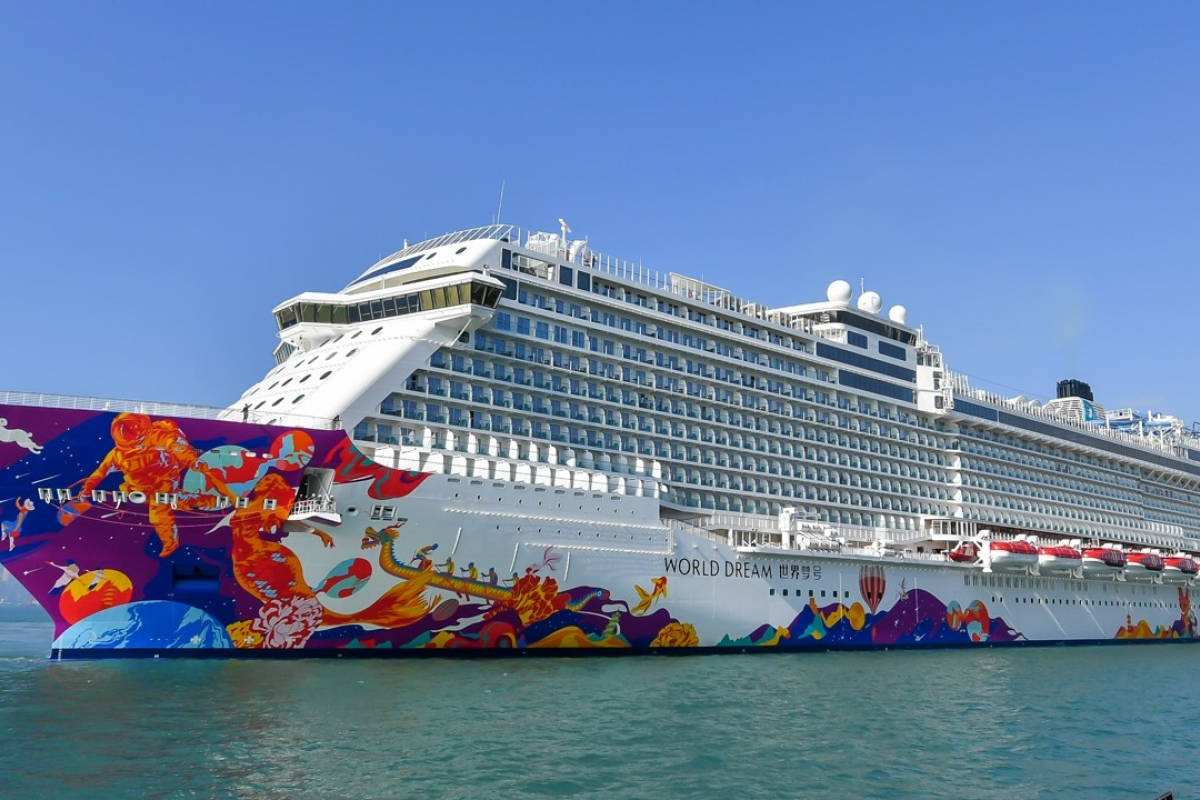 Dream Cruises' megaship World Dream restarts service from Lion City