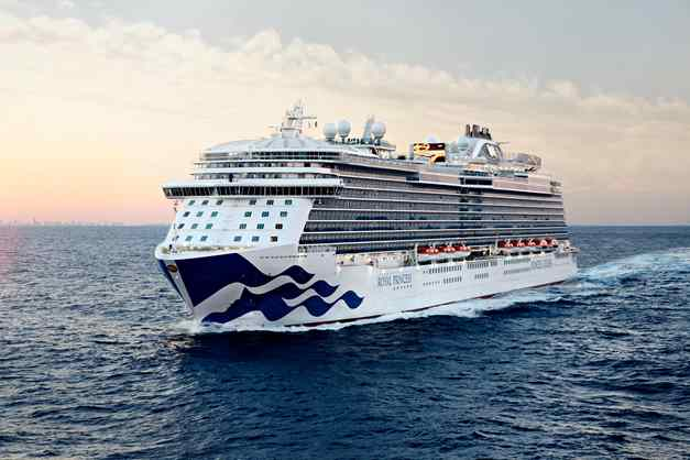 Princess Cruises extends its pause in operations for Australia
