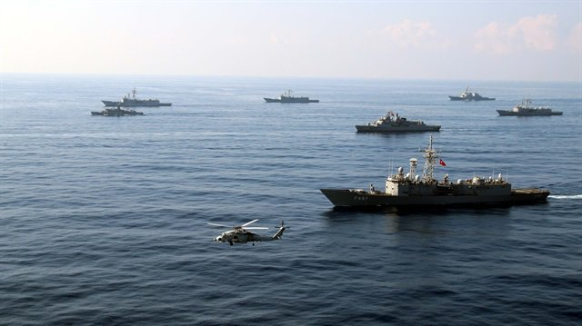 Turkey-led Mavi Balina 2020 multinational exercise to start on 30th October
