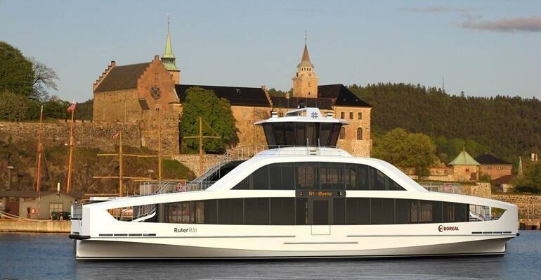 Volvo Penta to supply gensets for Norwegian operator Boreal