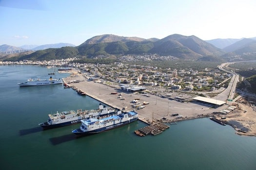 Greece receives nine non-binding bids for a 67% stake in Igoumenitsa Port