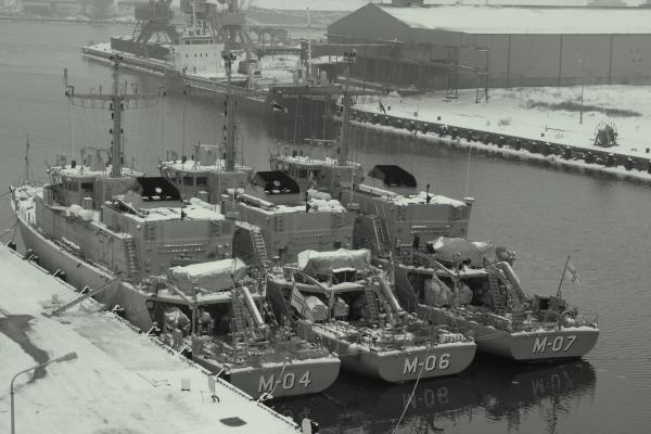 ECA Group to modernize MCM vessels of Latvian Navy