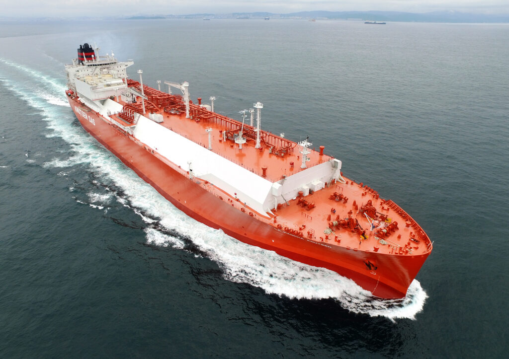 Hyundai Heavy secures order for two LNG carriers