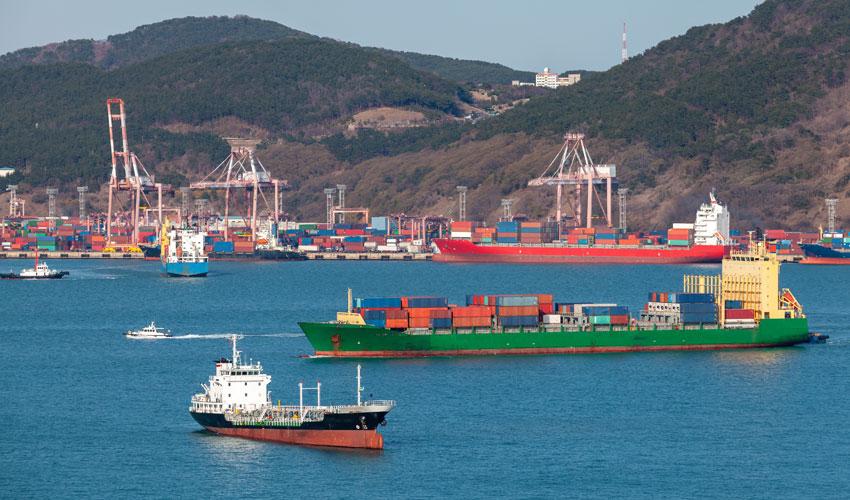 SK Telecom to develop 5G-based smart port in Busan