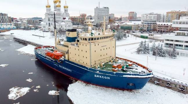 Rosmorport completes preparations of its 12 port icebreakers