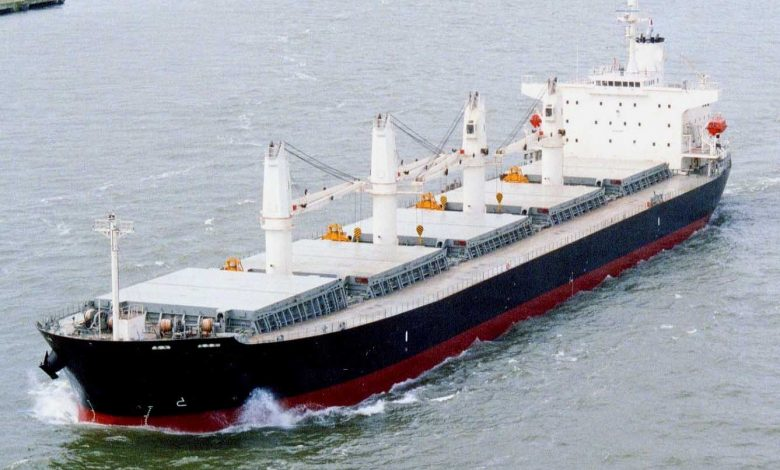 Hong Kong-based Asia Energy to sell its bulk carrier
