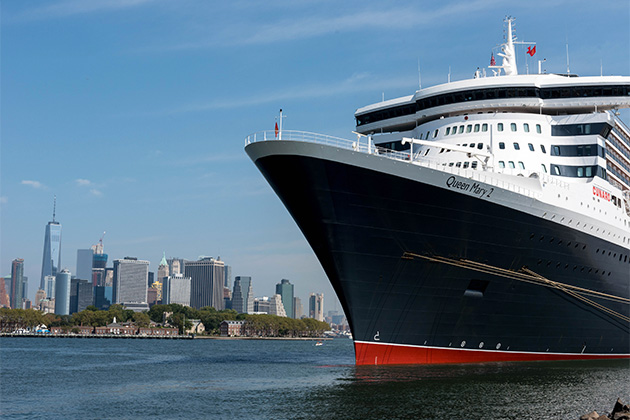 Cunard Line announces 2022 voyages