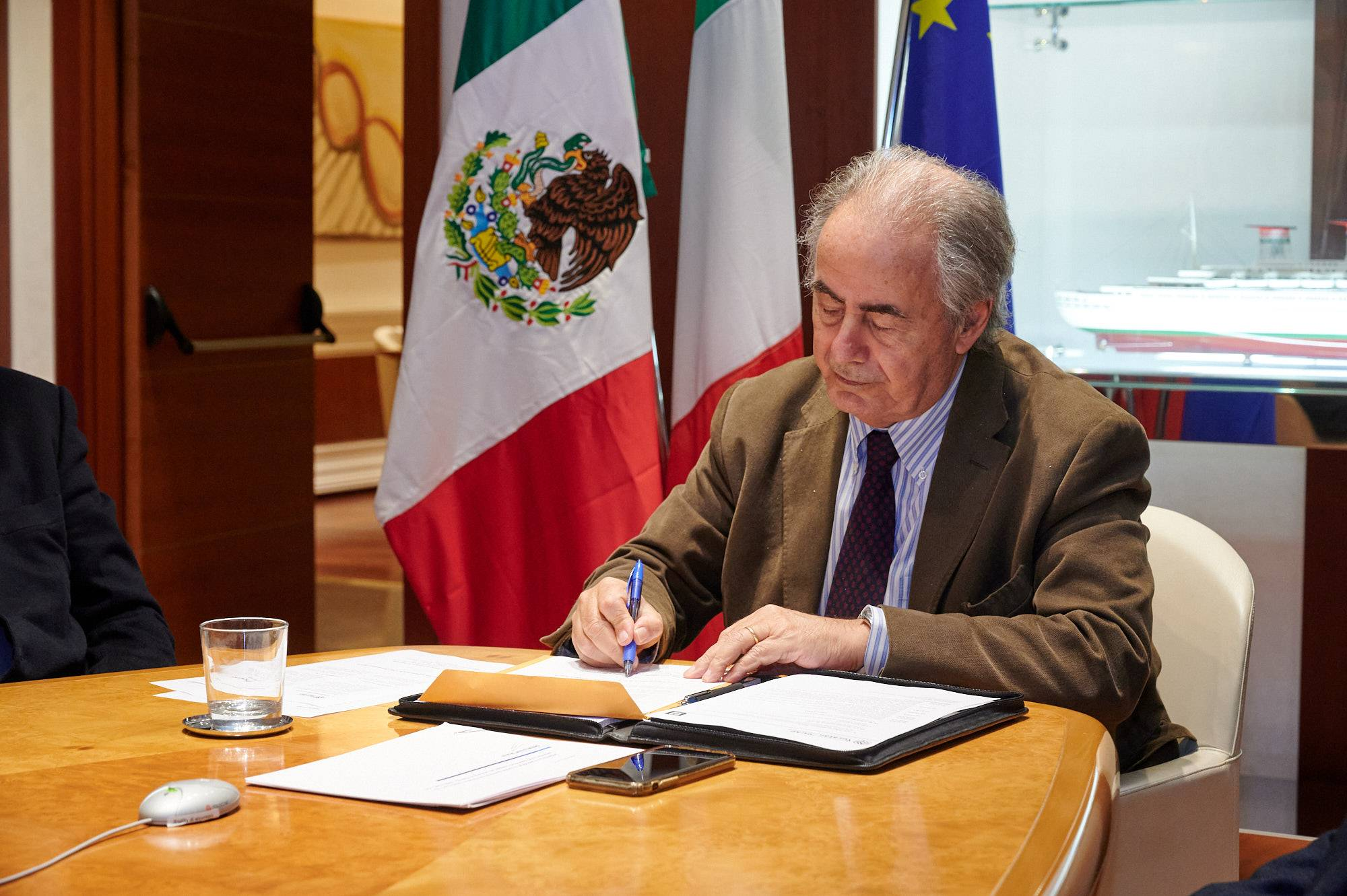 Fincantieri to start repairing ships in Mexico