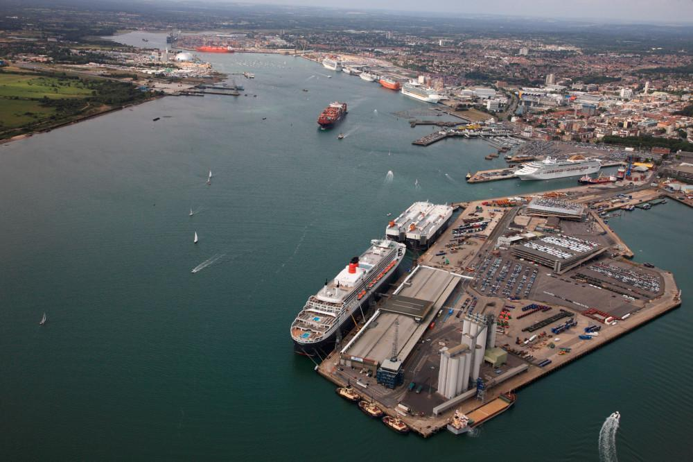 Port of Southampton to start operations in new cruise terminal for 2021 season