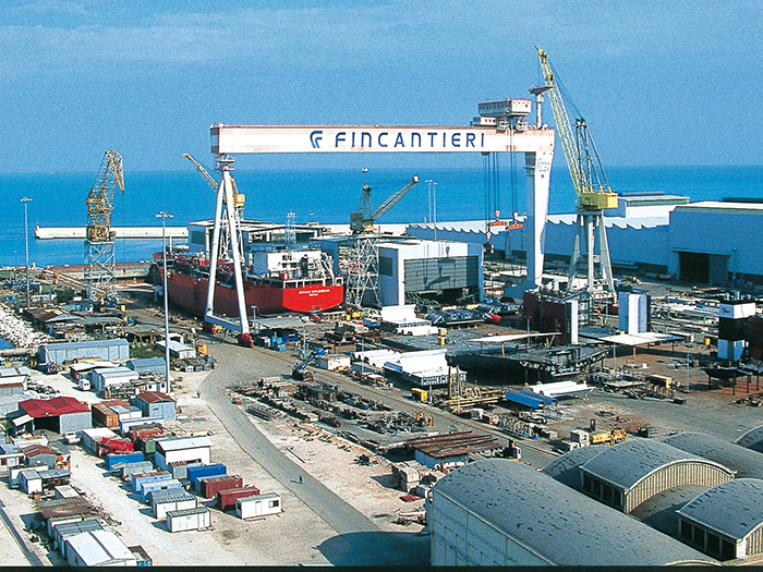 Fincantieri to work with the Yucatán Government for a new shipyard