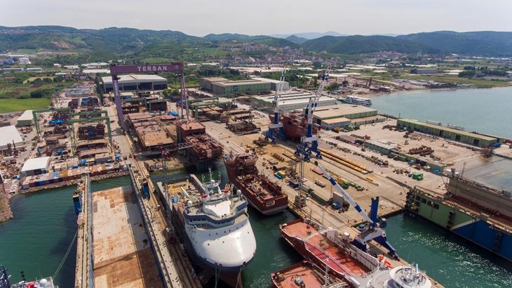Tersan orders boiler package from Parat for Arctic freezer trawler