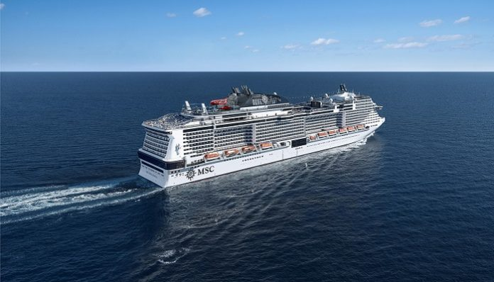 MSC Cruises wins NAMEPA's 2020 Marine Environment Protection Awards