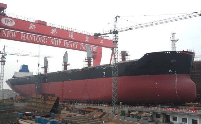 German shipowner Oldendorff names its Hantong Newbuilds