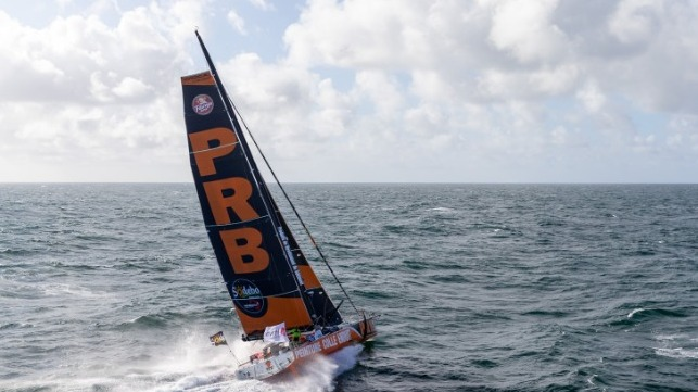 Search started after Vendee Globe competitor abandons ship