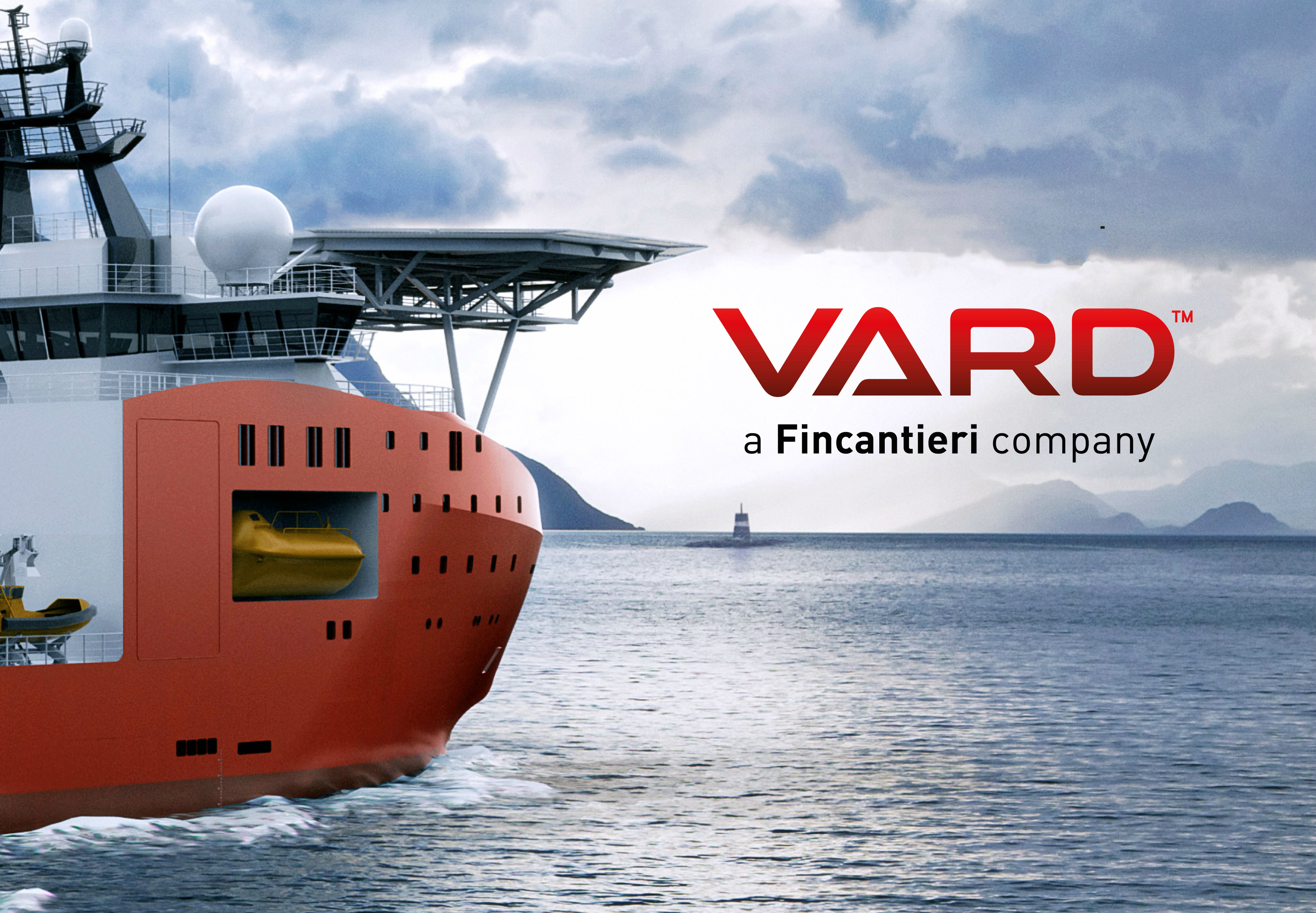 Fincantieri's Vard delivers world's first autonomous container feeder