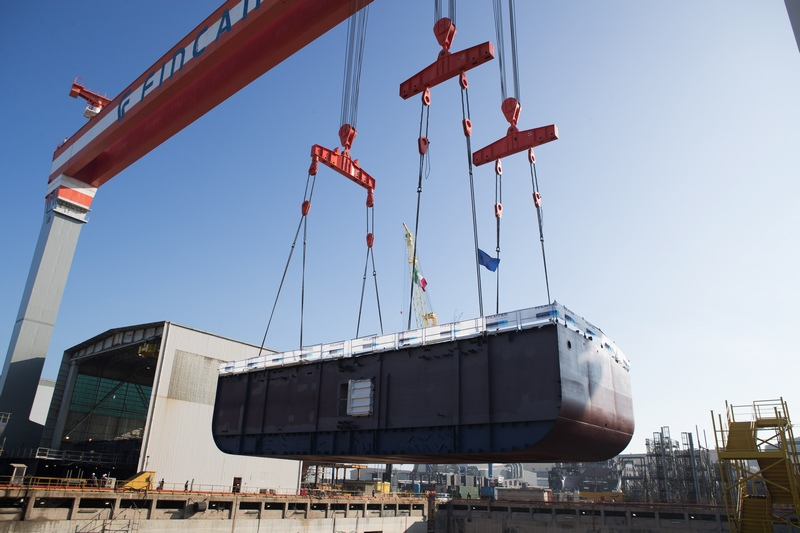 Fincantieri Marine Systems introduces new generation of thrusters
