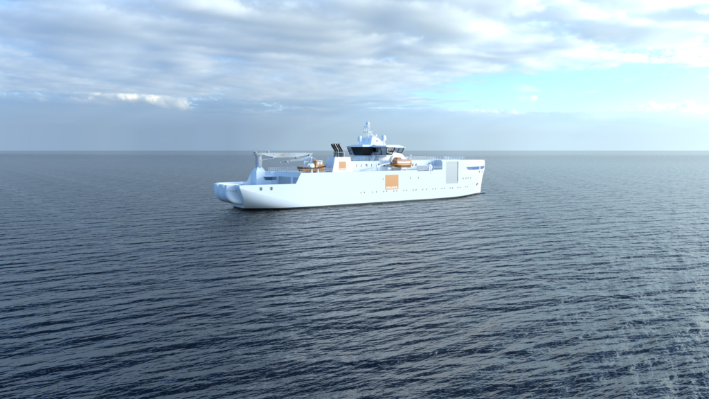Orange Marine to build vessel with reduced environmental footprint