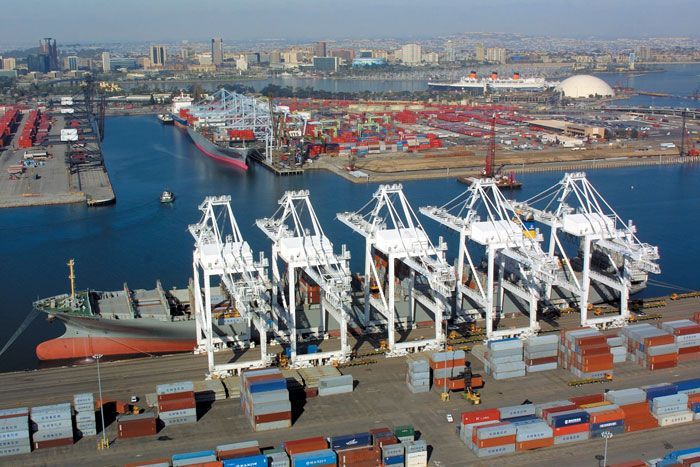 Long Beach Port prioritizes dual transactions