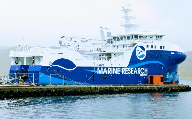 Bureau Veritas awards research vessel Jákup Sverri