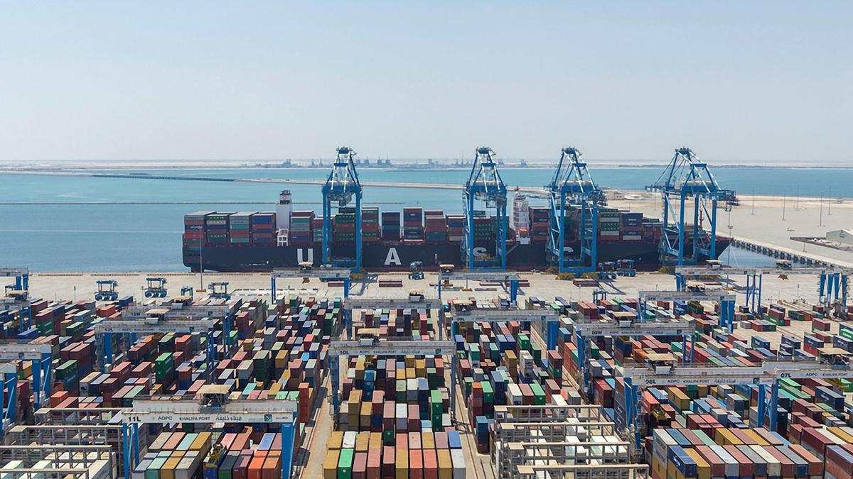 Abu Dhabi Ports completes Delma Port's second phase of development