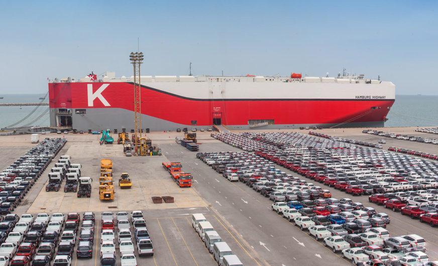 K Line receives new eco-friendly bulker