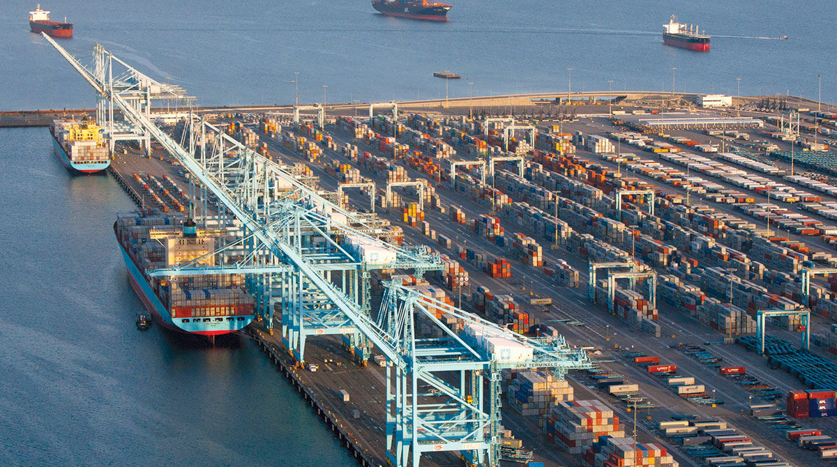 Los Angeles Port to work with IBM for cybersecurity