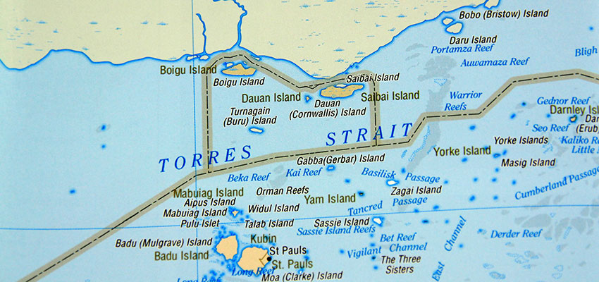 Marshall Islands-flagged tanker rescues two people in Torres Strait