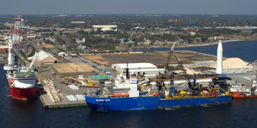 Port of Pensacola becomes the newest Green Marine participant