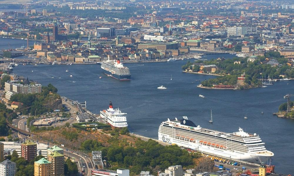 Ports of Stockholm awarded for investing in onshore power supply