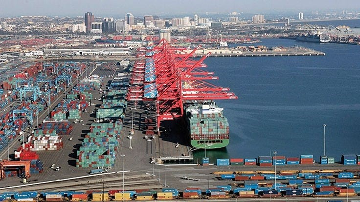 Long Beach Port sees best November of its records