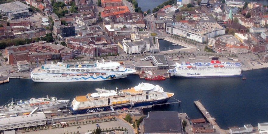 Germany's Kiel Port pens new shore power facility at Ostseekai