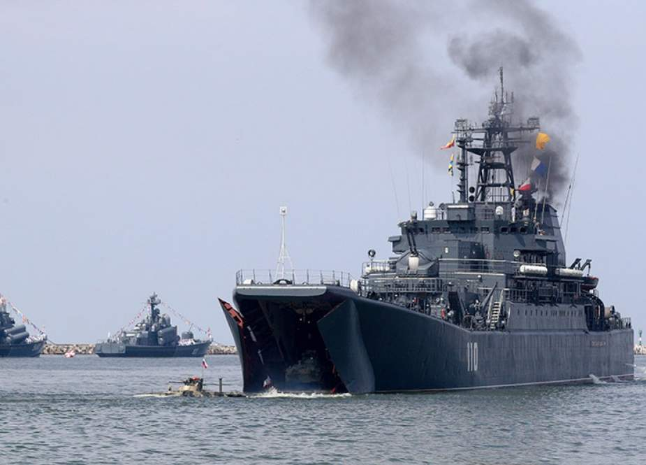 Russian Black Sea Fleet to join AMAN-2021 exercise in Pakistani waters