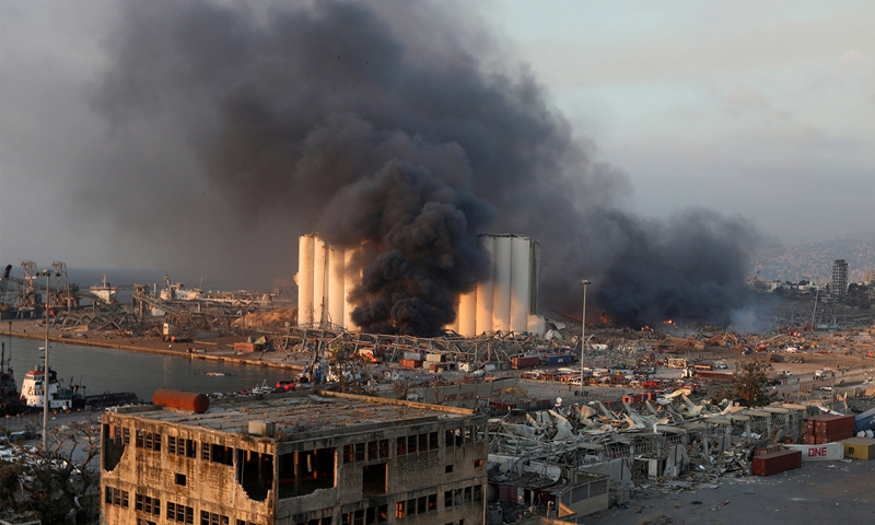 Prime Minister of Lebanon charged in deadly port blast