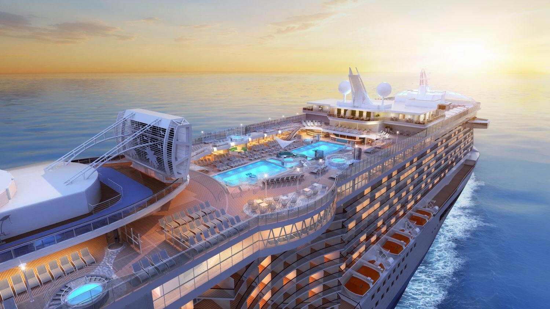 Princess Cruises introduces its latest ship Princess Promise