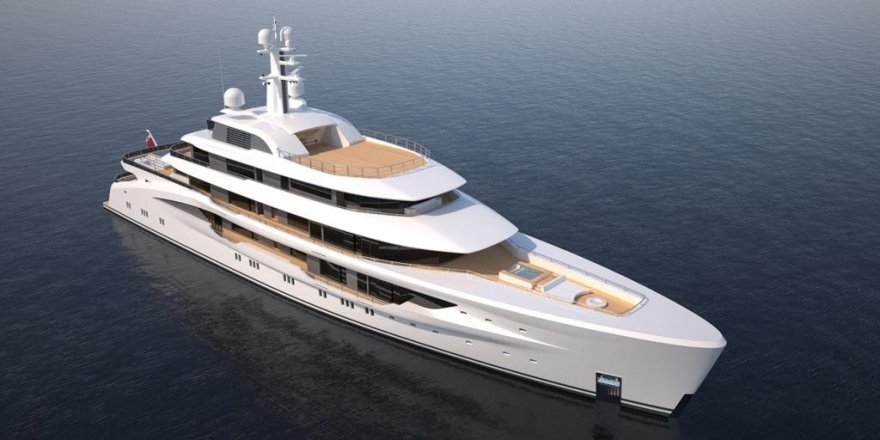 AMELS signs new 78-metre full custom yacht
