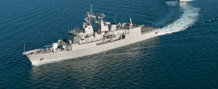 Navies of New Zealand and US conducts combined operations