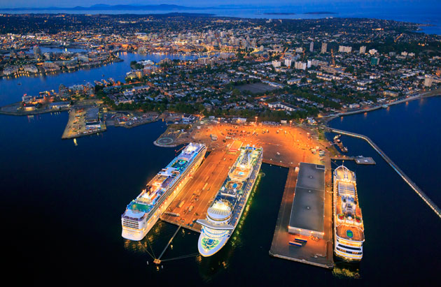 Canada's Victoria Cruise Terminal gets ready for shore power project