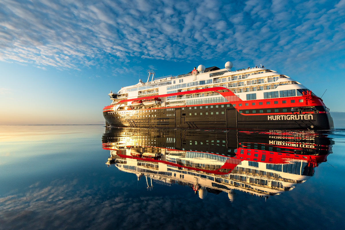 Cruise operator Hurtigruten hit by cyberattack