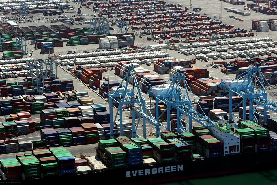 Port of Los Angeles sees record monthly container throughput