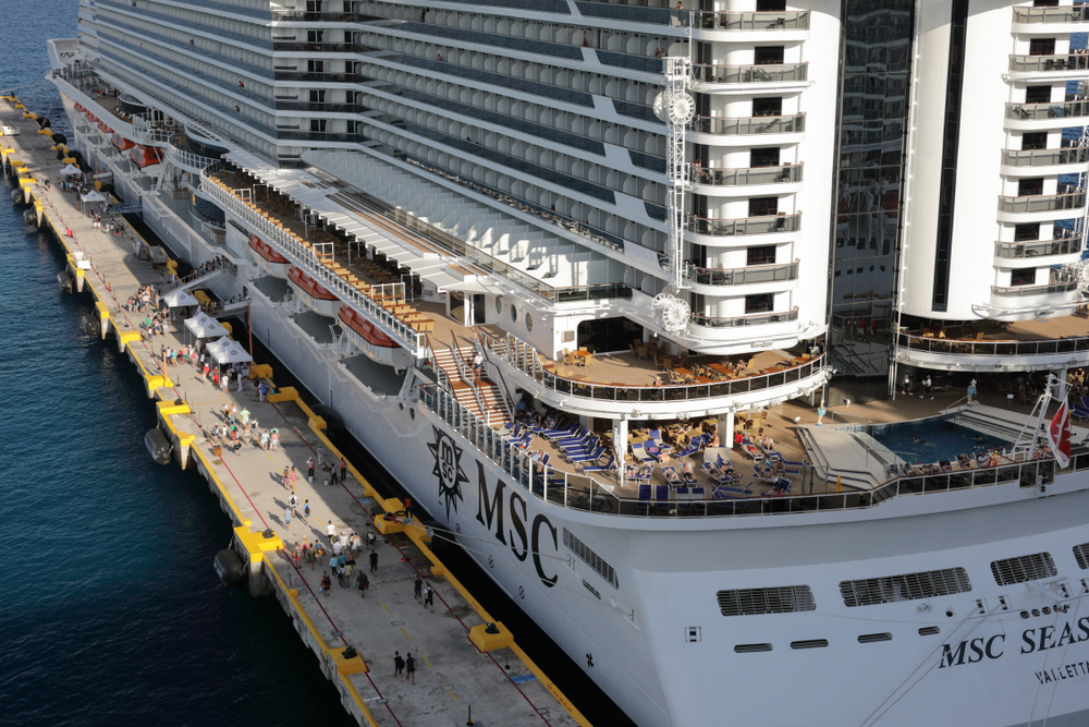 MSC Cruises aims to scrap the use of single-use plastic items